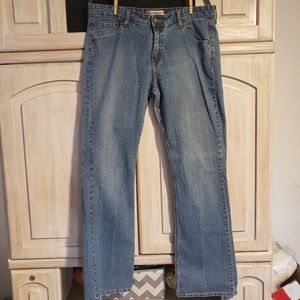 Excellent Levi Strauss size 14 bootcut stretch